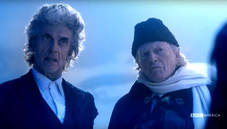 Twice Upon A Time: trailer for Dr Who Xmas 2017.