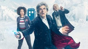 Doctor Who Christmas Special 2017.