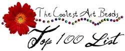 Handmade Art Beads Top 100