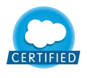 Salesforce Certification Logo