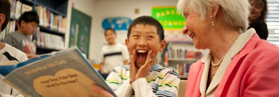 With just one hour, once a week, you can make a difference in San  Francisco's public schools.
