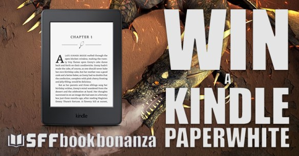 Kindle Giveaway - May 2019 - SFF Book Bonanza - Discover Science