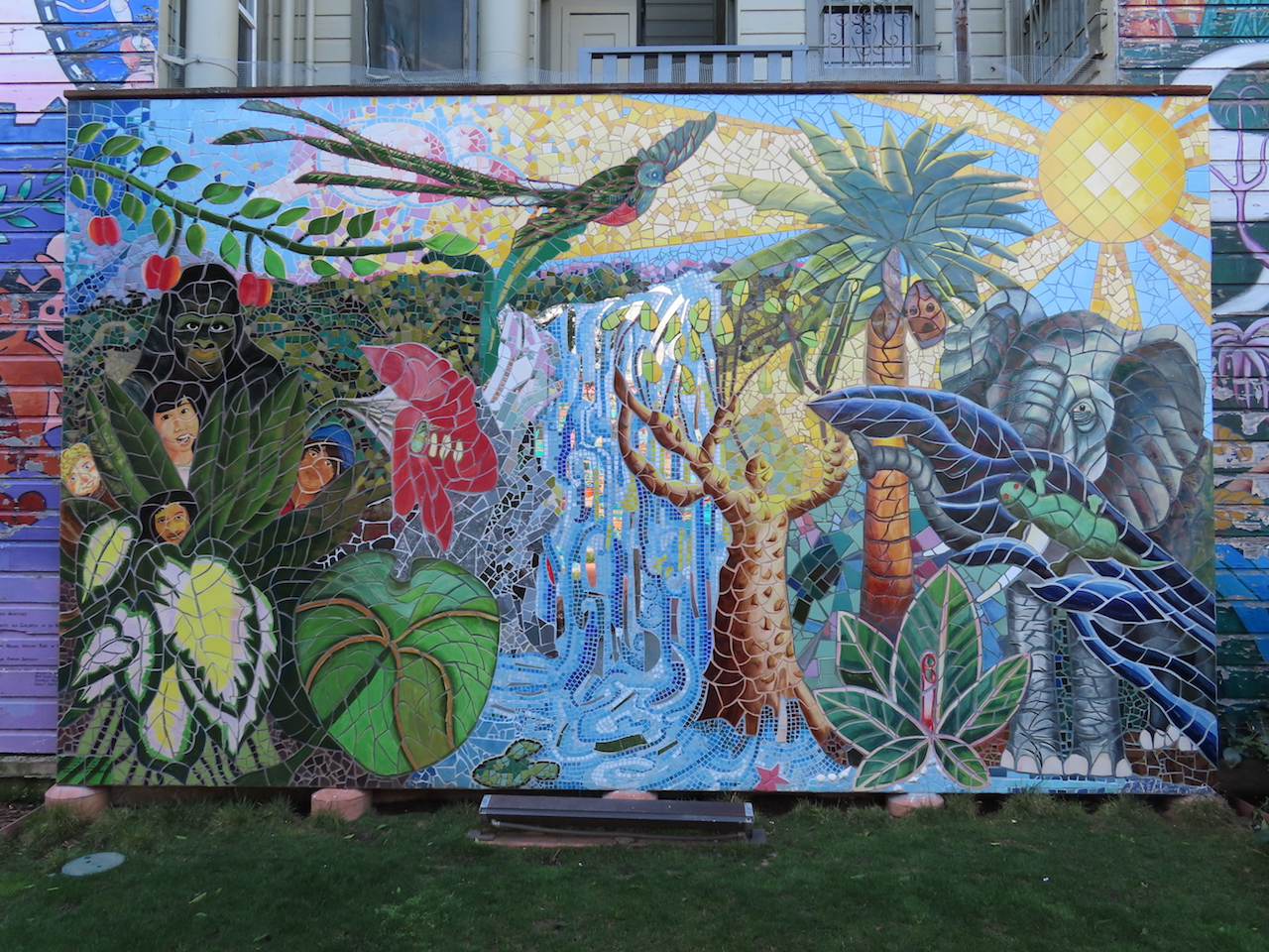 more mosaic sites in san francisco
