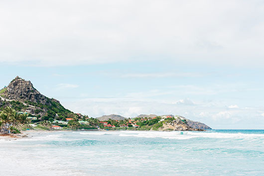 local beach in st. barts / sfgirlbybay