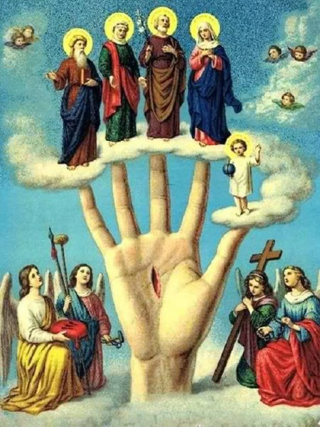 Image result for Most powerful prayer for the catholics