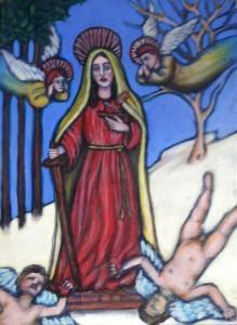 Hail Mary Full of Angels