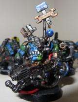 40K Ork Deathskull mek