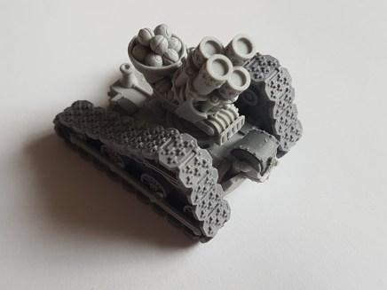 Zinge Industries mortar