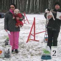 Соревнования новичков, 10.12.2011 г.