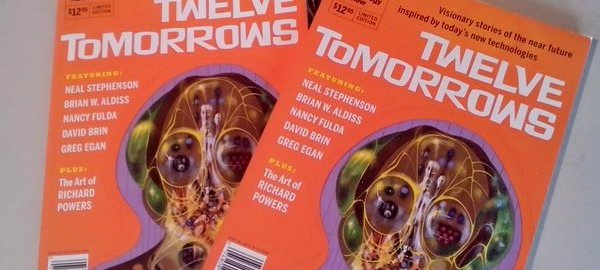 Twelve Tomorrows 2013 + TRSF