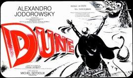 Jodorowky's Dune poster