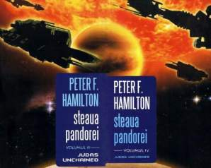 Iuda dezlantuit - Peter F. Hamilton