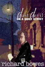 Dust Devil on a Quiet Street - Richard Bowes