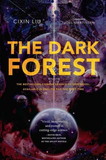 The Dark Forest - Liu Cixin