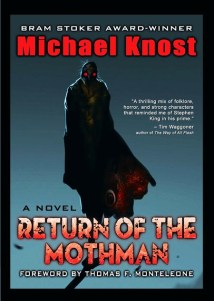 Return of the Mothman - Michael Knost