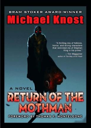 Return of the Mothman - Michael Knost