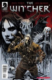 The Witcher - Paul Tobin
