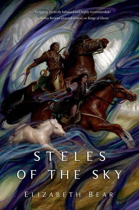Steles of the Sky - Elizabeth Bear