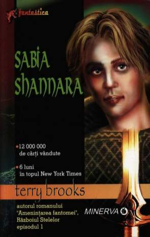 Sabia Shannara - Terry Brooks