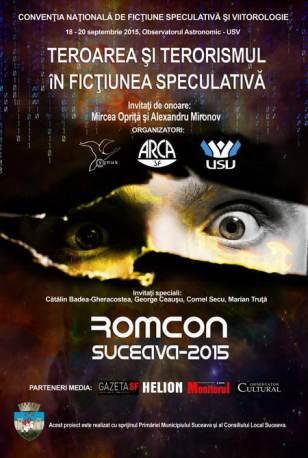 Afis RomCon 2015