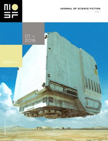 MOSF Journal of Science Fiction 01