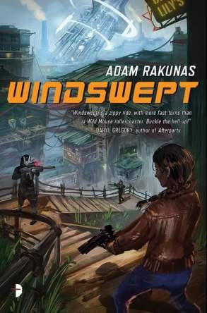 Windswept - Adam Rakun