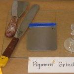 Pigment Grinding Materials