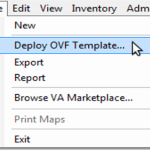 deploy-ovf-template