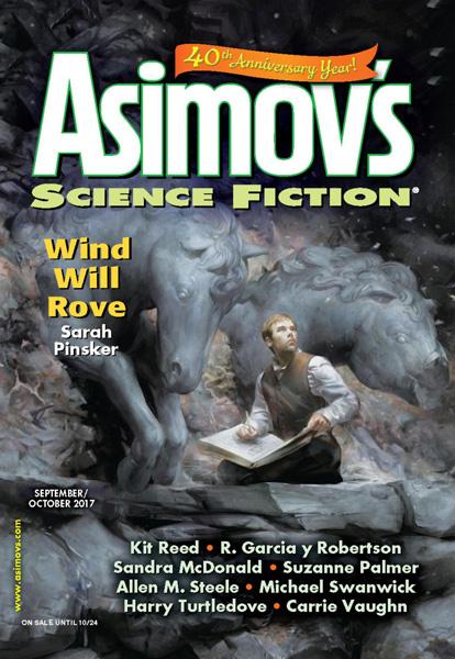 Asimov's Science Fiction | SF MAGAZINES