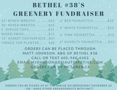 Greenery Sales