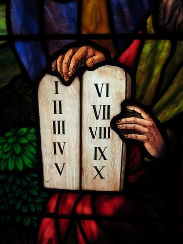 Politically Correct Commandments?