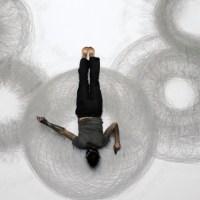 Tony Orrico: Human Spirograph®