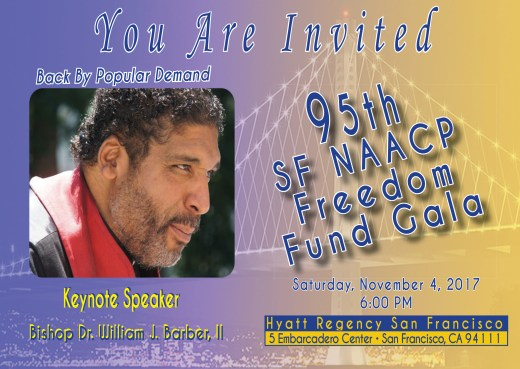95th SF NAACP Freedom Fund Gala