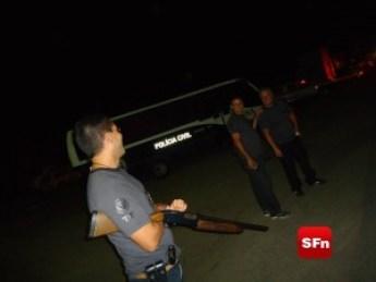 Polícia Civil realiza operação Presença em São Fidélis foto Vinniucius Cremonez 5
