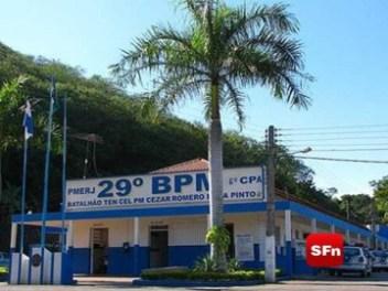 BATALHÃO DE ITAPERUNA 45