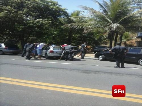 POLICIA MILITAR OPERAÇÃO DIVISA 3