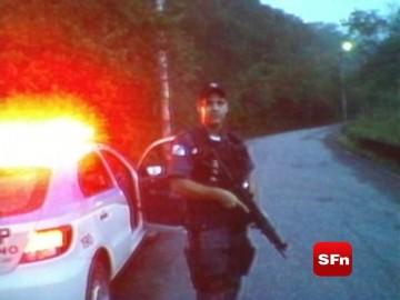policia militar soldado frança