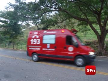 ambulância bombeiros
