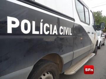POLICIA CIVIL OPERAÇÃO VAN 56