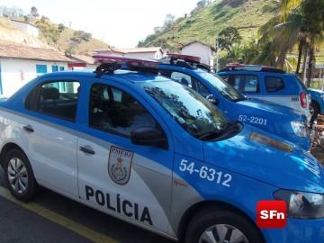 POLICIA MILITAR BATALHÃO NOVO PÁDUA 5