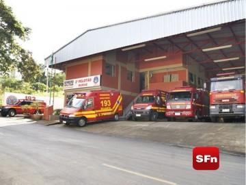 bombeiros minas gerais