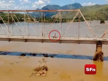 tentativa de suicídio na ponte 4