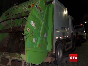 caminhão lixo 1