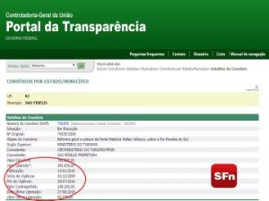 portal da transparencia d