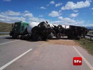 acidente br-101