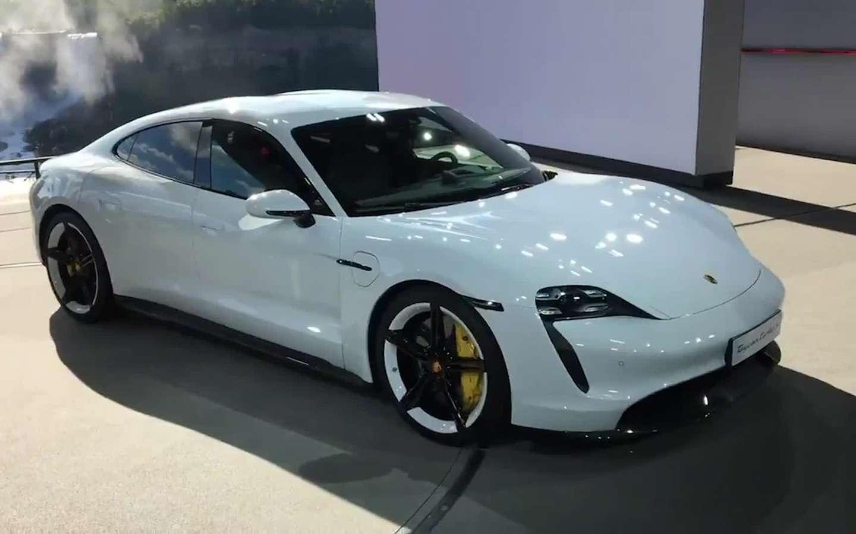 2021 The Porsche 718 Concept and Review