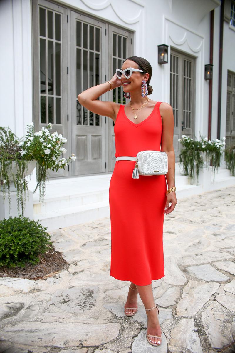 white cateye sunglasses
