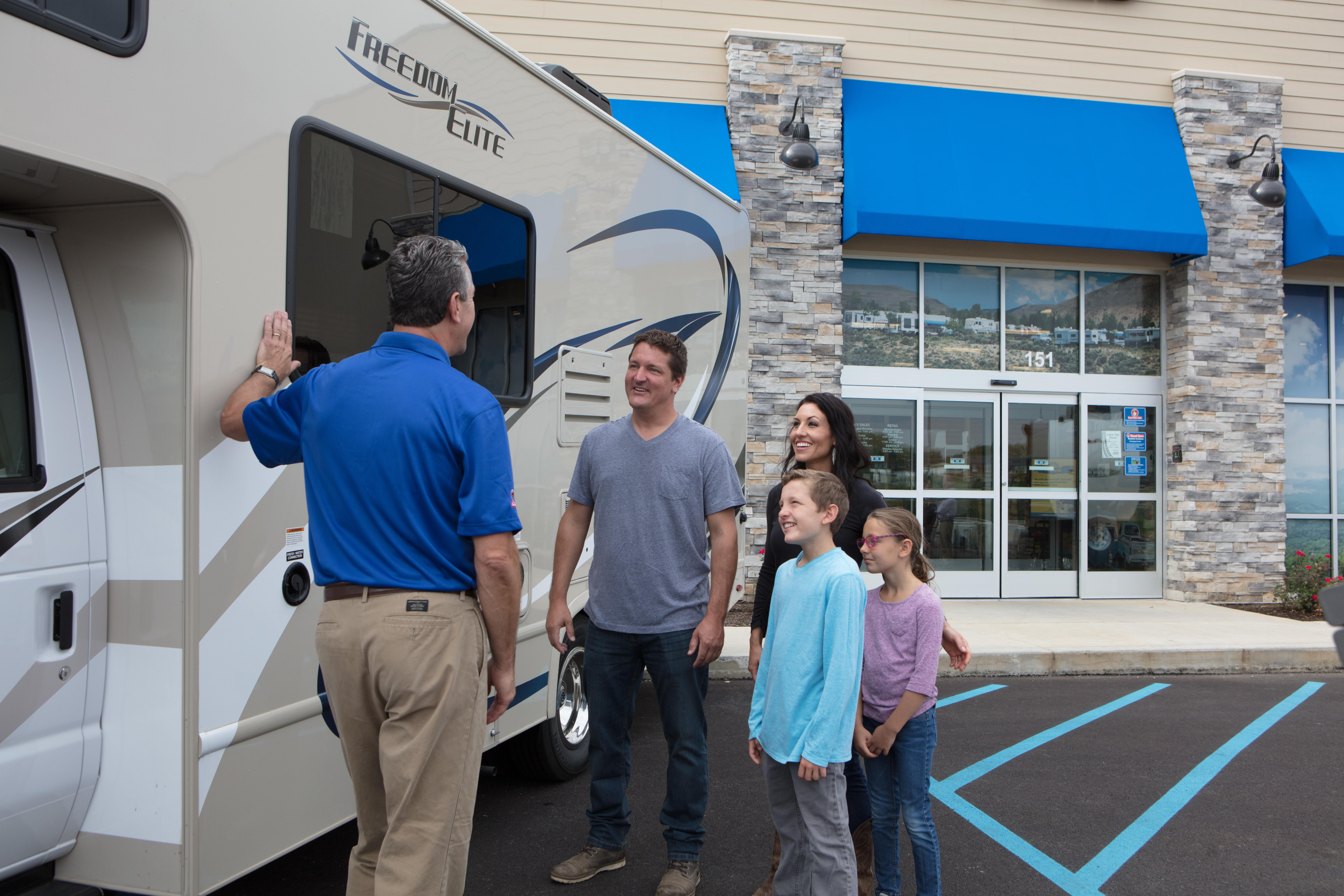 5 Of The Best Fifth Wheel Toy Haulers Camping World