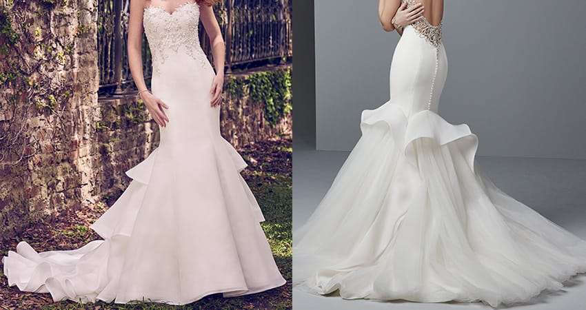 Wedding Dress Fabric Guide