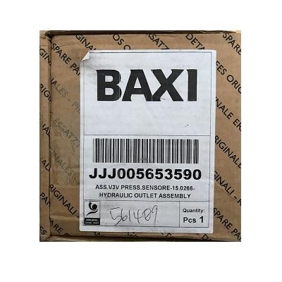 Baxi JJJ005653590 Hydraulic Outlet Assembly (Grade B)